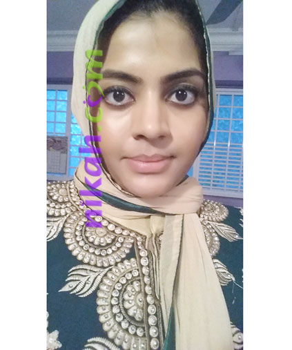 Never Married English Muslim Brides in Yishun, North Region, Singapore