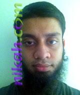 Never Married Bengali Muslim Brides in Halifax, Nova Scotia, Canada