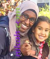 Divorced Somali Muslim Brides in London,England