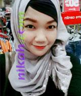 Divorced Indonesian Muslim Brides in Bandar Lampung, Lampung, Indonesia