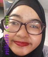Never Married Malay Muslim Brides in Pasir Ris, East Region, Singapore