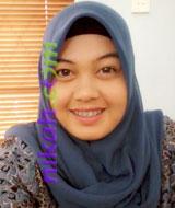 Widowed Indonesian Muslim Brides in Mandau, Riau, Indonesia