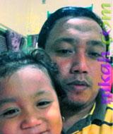 Divorced Indonesian Muslim Brides in Andalas Selatan, Sumatera Selatan, Indonesia