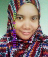 Widowed Indonesian Muslim Brides in Bekasi, Jawa Barat, Indonesia