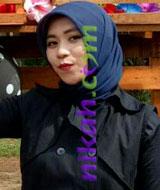 Never Married Indonesian Muslim Brides in Andalas Selatan, Sumatera Selatan, Indonesia