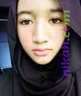 Never Married Malay Muslim Brides in Kampong Tanah Merah, Kelantan, Malaysia