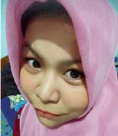 Widowed Indonesian Muslim Brides in Bandung, Jawa Barat, Indonesia