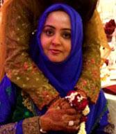 Widowed Urdu Muslim Brides in Muhafazat al Farwaniyah, Al Farwaniyah, Kuwait