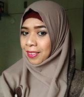 Divorced Indonesian Muslim Brides in Kabupaten Klaten, Jawa Tengah, Indonesia
