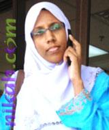 Never Married Tamil Muslim Brides in Sungai Lalang, Kedah, Malaysia