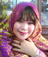 Divorced Indonesian Muslim Brides in Djambi, Jambi, Indonesia