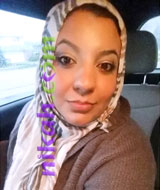 États Unis musulman mariée