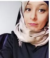 Français musulman mariée